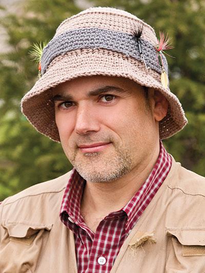 Gone Fishin' Hat photo