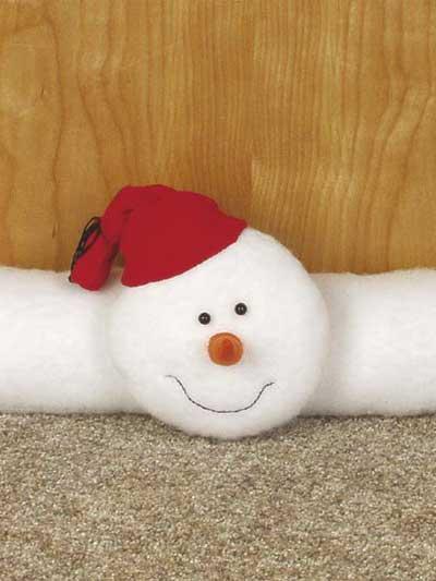 Snowman Draft Dodger photo