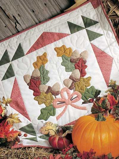 Four Seasons Wreath Autumn photo