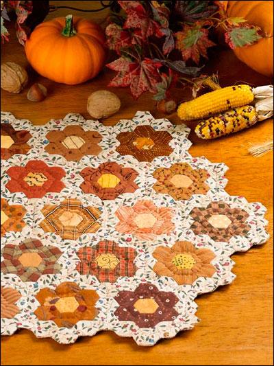 Season's Splendor Table Mat photo