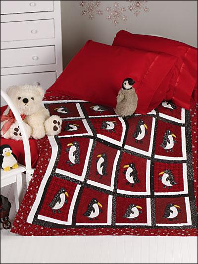 Happy Penguins photo