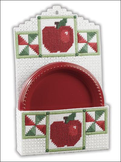 Apple-Time Plate & Towel Holders photo