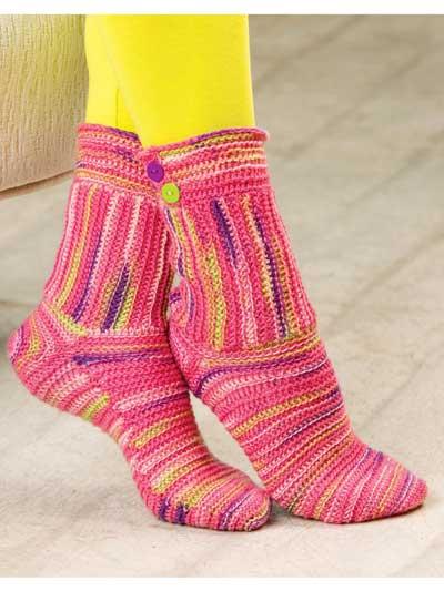 Garters & Buttons Socks photo