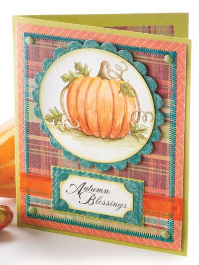 Autumn Blessings photo