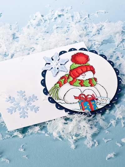 Snowman Joy photo