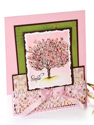 Blossoming Tree photo