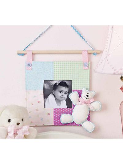 Teddy Bear Frame photo