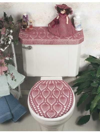 Pineapple Bathroom Ensemble photo