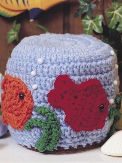 Fishbowl Tissue Topper photo