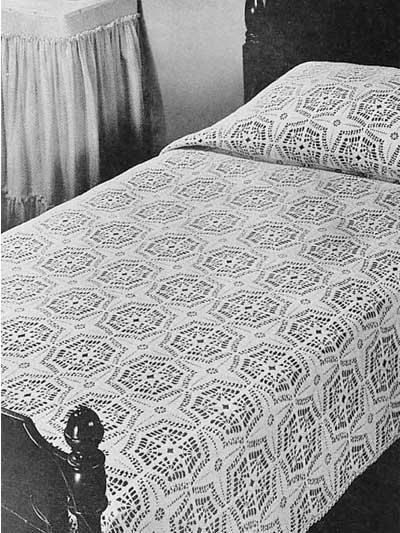 Compass Bedspread photo