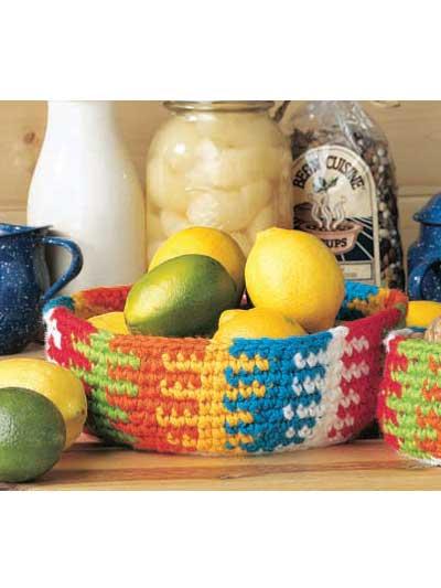 Colorful Baskets photo
