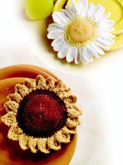 Flower Scrubbies photo