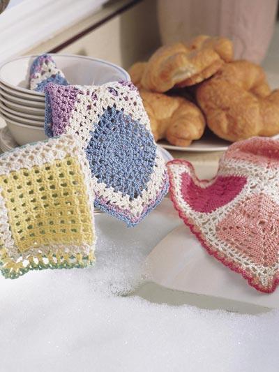 Dainty Dishcloths photo