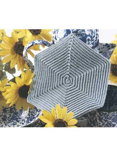 Hexagon Pot Holder photo