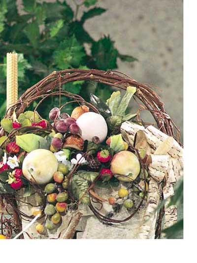 Bountiful Fruit Basket photo