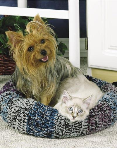 Cozy Pet Bed photo
