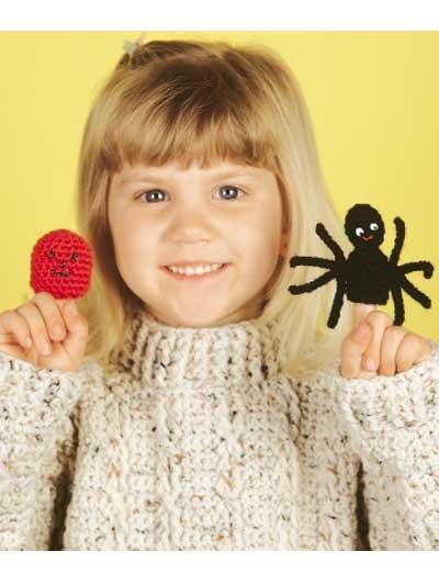 Halloween Finger Puppets photo