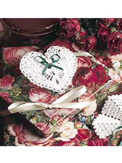 Crocheted Heart photo