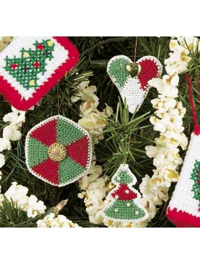 Patchwork Ornaments photo