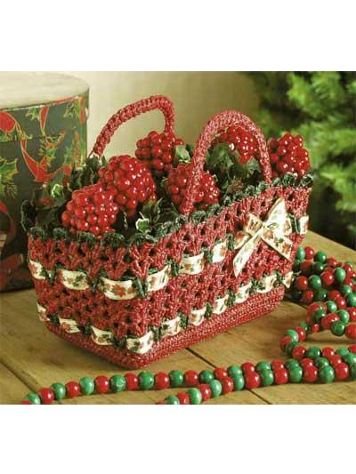 Christmas Basket photo