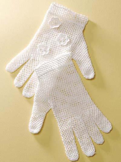 Bridal Gloves photo