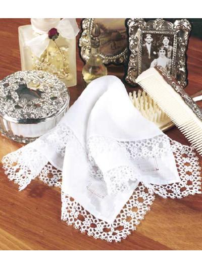 Edging Handkerchief photo