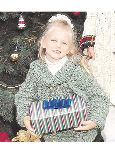 Sugarplum Sweater Set photo