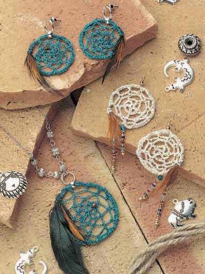 Dream Catcher Jewelry photo