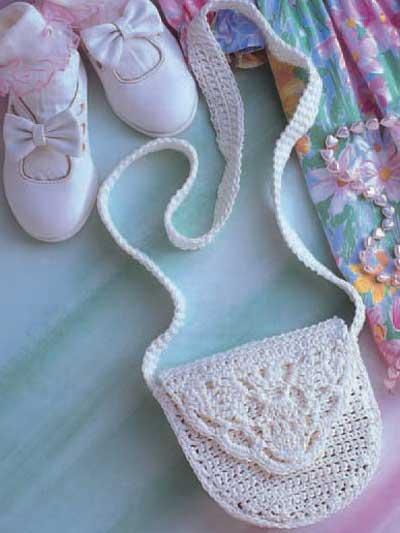 Lacy Shoulder Bag photo