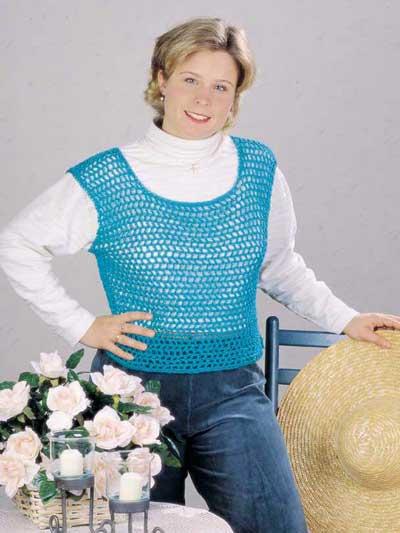 Crocheted Shell photo